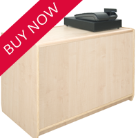 Flat Pack Shop Counters