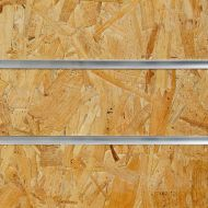50mm Slot-OSB Slatwall Panel