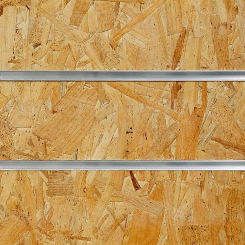 75mm Slot -OSB Slatwall Panel