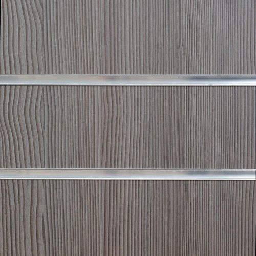 75mm Slot -Pino Grey Slatwall Panels