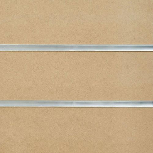 75mm Slot - Plain MDF Slatwall Panel