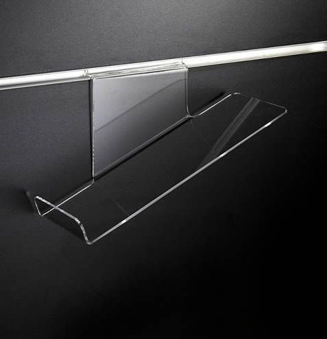 Sloping Shoe Shelf L/H