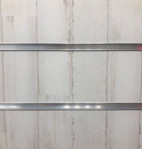White Pine 75mm Slot Slatwall Panel