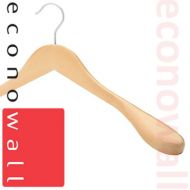 Wooden Shaped Coat / Jacket Hangers