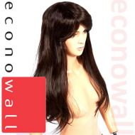 Long Brown Hair Wig - For Shop Display Mannequins