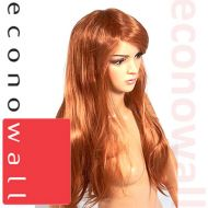 Long Red Hair Wig - For Shop Display Mannequins