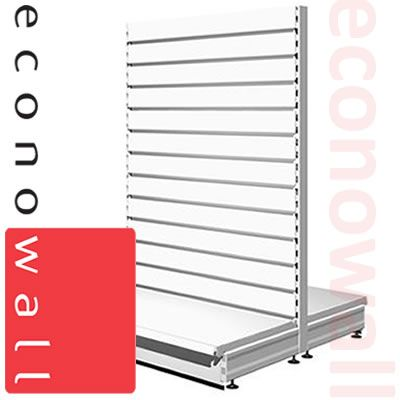 Slatwall Gondola Bay 665mm Wide
