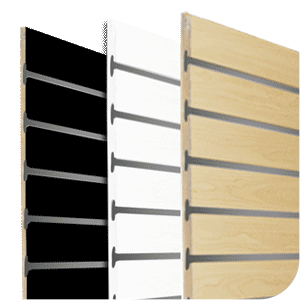 Buy 4x4 Slatwall Panels